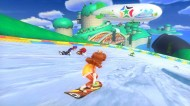 Mario and Sonic At the Winter Olympics Sochi 2014 screenshot #1 for Wii U - Click to view