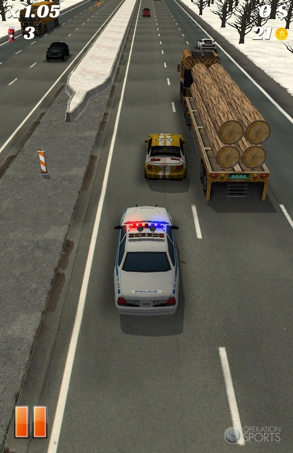 Highway Crash Derby Screenshot #2 for Android, iOS