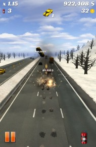 Highway Crash Derby screenshot #3 for Android, iOS - Click to view