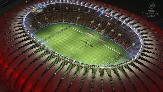 2014 FIFA World Cup Brazil Screenshot #2 for PS3