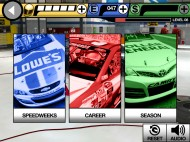 NASCAR Manager screenshot #3 for iOS - Click to view