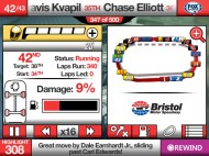 NASCAR Manager screenshot #6 for iOS - Click to view