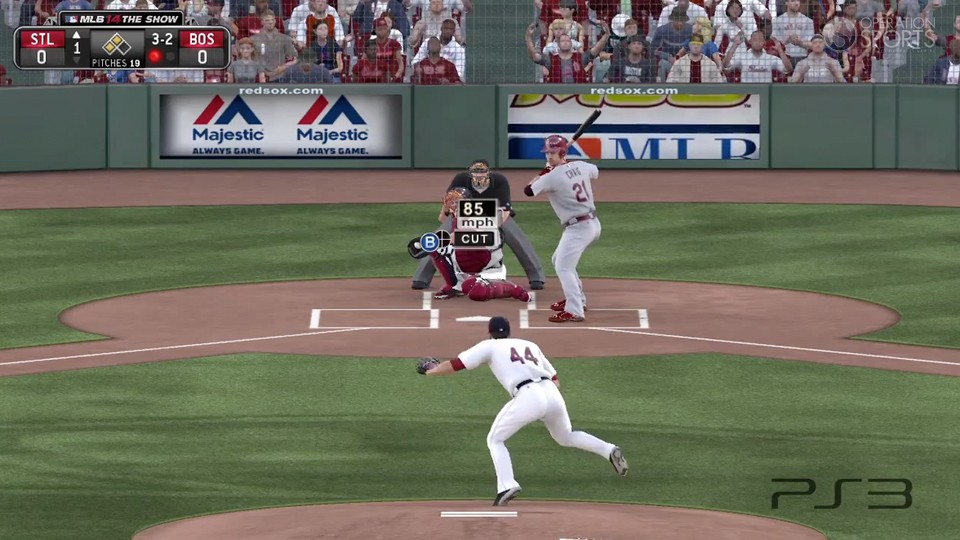 MLB 14 The Show Screenshot #48 for PS3 - Operation Sports
