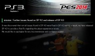Pro Evolution Soccer 2014 screenshot #73 for PS3 - Click to view