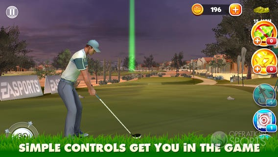 King of the Course Screenshot #1 for iPhone, iPad, iOS
