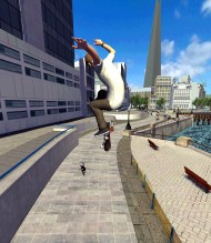 Tony Hawk's Shred Session screenshot #1 for iOS - Click to view