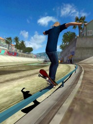 Tony Hawk's Shred Session screenshot #3 for iOS - Click to view
