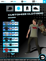 Tony Hawk's Shred Session screenshot #6 for iOS - Click to view