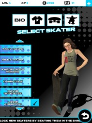 Tony Hawk's Shred Session screenshot #8 for iOS - Click to view
