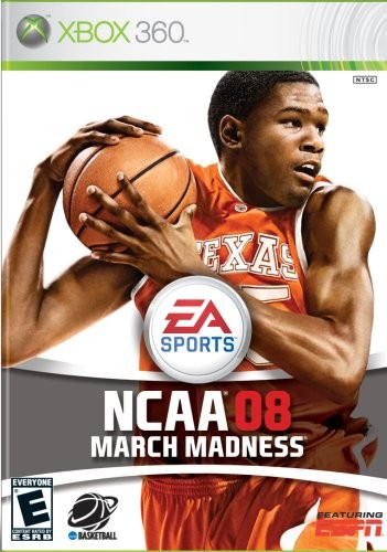 NCAA March Madness 08 Screenshot #9 for Xbox 360