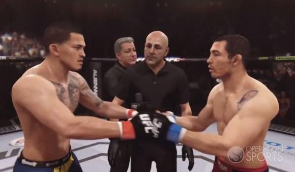 EA Sports UFC Screenshot #94 for PS4