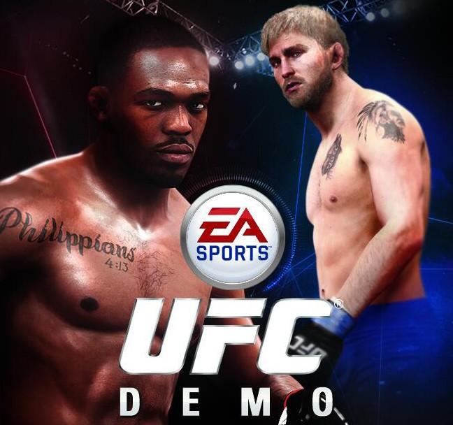 EA Sports UFC Screenshot #118 for Xbox One