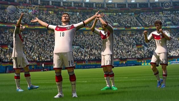 2014 FIFA World Cup Brazil Screenshot #83 for Xbox 360