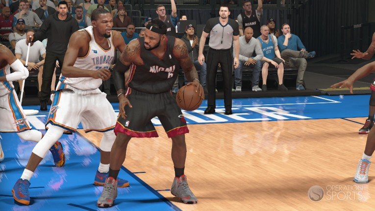 premium selection 1810d 3b6ce NBA 2K14 Shoe Update Has Arrived - Full List of Shoes Included with  Screenshots
