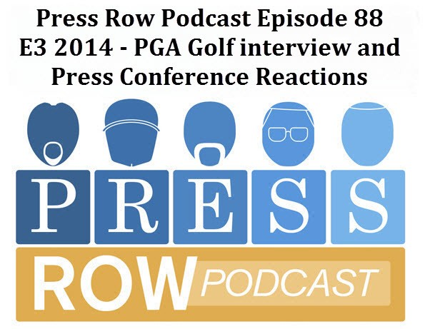 Press Row Podcast Screenshot #1 for Sports