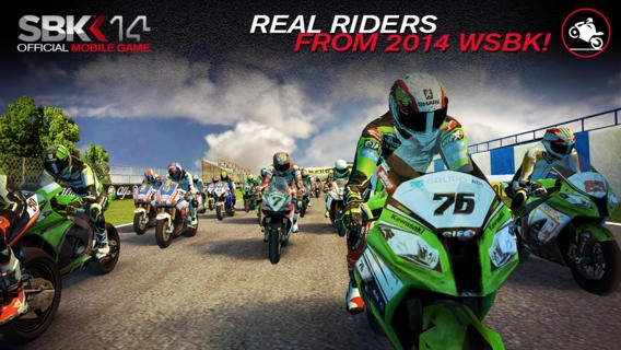 SBK14 Official Mobile Game Screenshot #4 for iOS