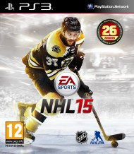 NHL 15 screenshot #1 for PS3 - Click to view