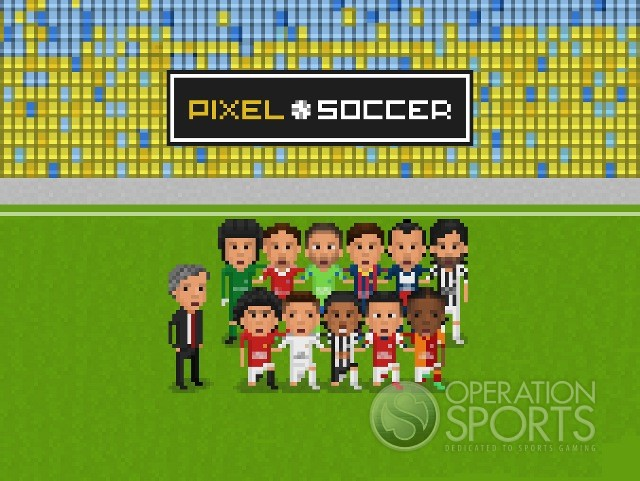Pixel Soccer Screenshot #5 for PC