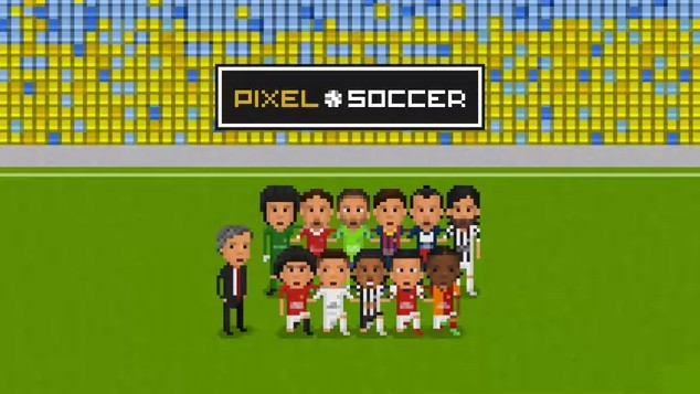 Pixel Soccer Screenshot #8 for PC