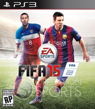 FIFA 15 Screenshot #2 for PS3