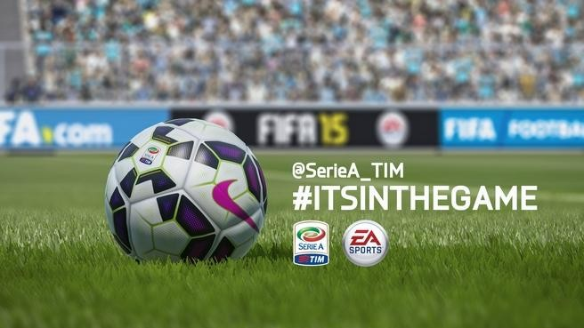 FIFA 15 Screenshot #16 for PS4