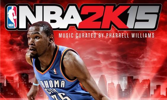 NBA 2K15 Screenshot #8 for PS4