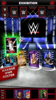 WWE SuperCard screenshot gallery - Click to view