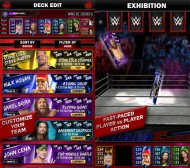 WWE SuperCard screenshot #5 for iOS - Click to view