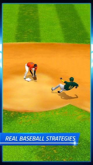 Tap Sports Baseball Screenshot #2 for iPhone, iPad