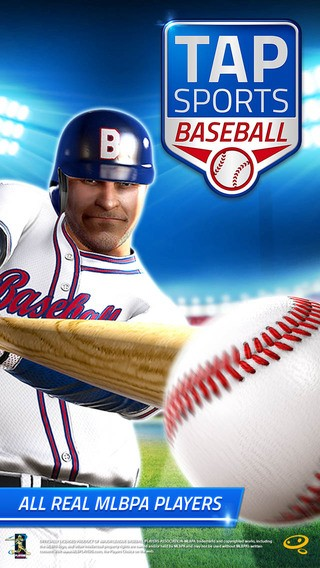 Tap Sports Baseball Screenshot #5 for iPhone, iPad