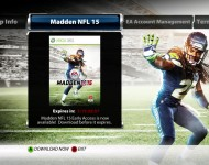 Madden NFL 15 screenshot #8 for Xbox 360 - Click to view
