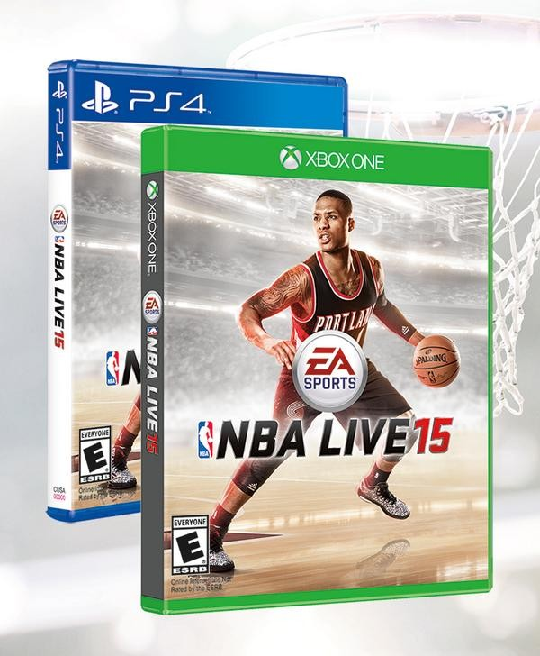 NBA Live 15 Screenshot #25 for PS4