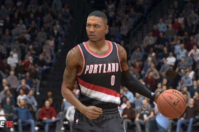 NBA Live 15 Screenshot #26 for PS4