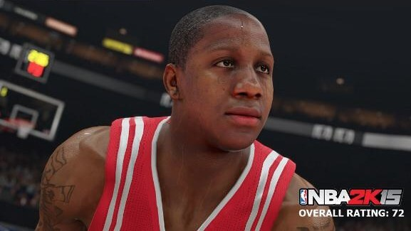 NBA 2K15 Screenshot #29 for PS4