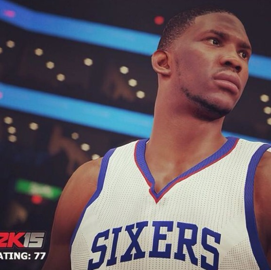 NBA 2K15 Screenshot #35 for PS4