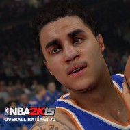 NBA 2K15 screenshot gallery - Click to view