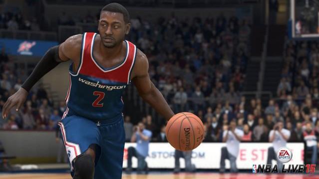 NBA Live 15 Screenshot #90 for PS4