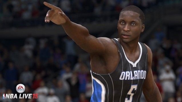 NBA Live 15 Screenshot #81 for Xbox One