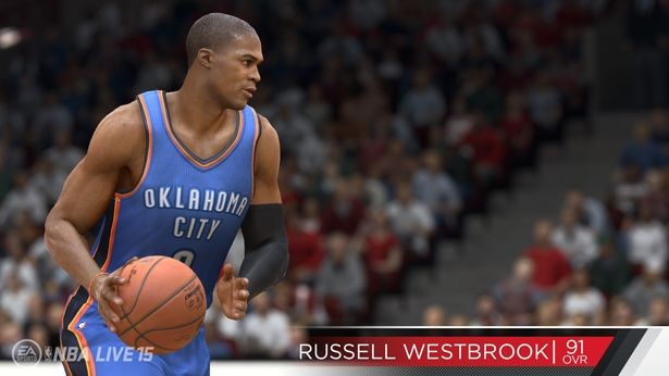 NBA Live 15 Screenshot #123 for PS4
