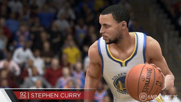 NBA Live 15 Screenshot #124 for PS4