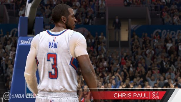 NBA Live 15 Screenshot #125 for PS4