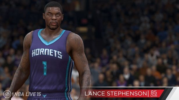 NBA Live 15 Screenshot #128 for PS4