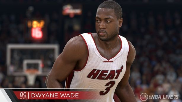NBA Live 15 Screenshot #129 for PS4