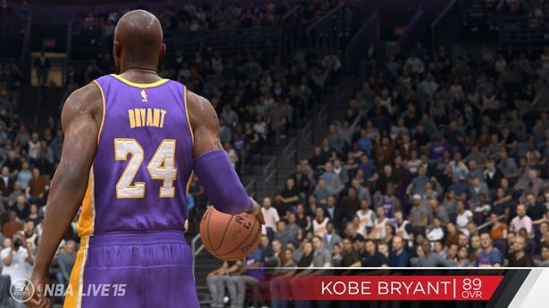 NBA Live 15 Screenshot #130 for PS4