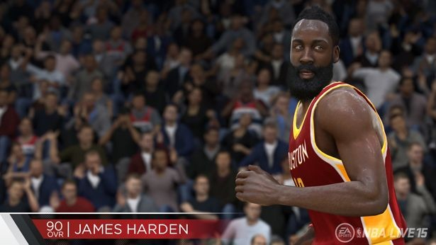 NBA Live 15 Screenshot #124 for Xbox One