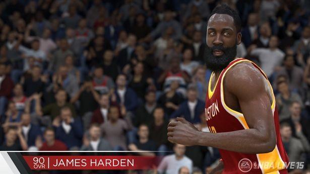 NBA Live 15 Screenshot #124 for Xbox One