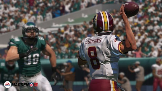 Madden NFL 15 Screenshot #220 for PS4