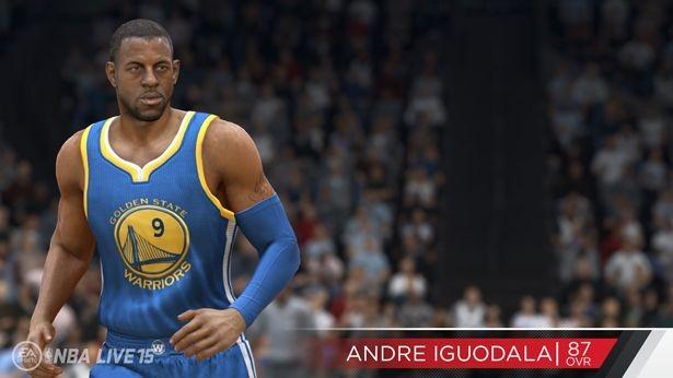 NBA Live 15 Screenshot #127 for Xbox One