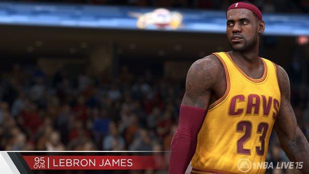 NBA Live 15 Screenshot #131 for Xbox One