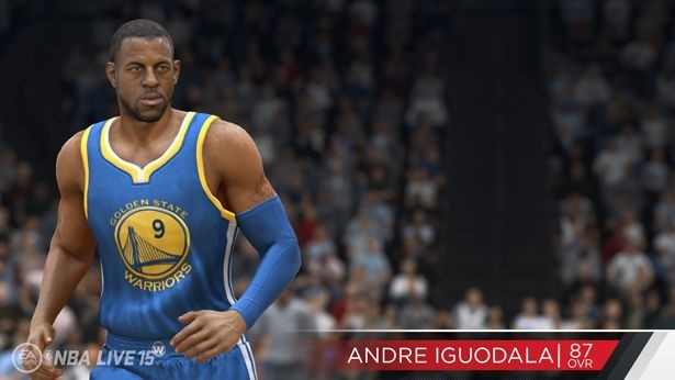 NBA Live 15 Screenshot #134 for PS4